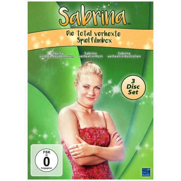 Sabrina - Die total verhexte Spielfilmbox (DE, EN)