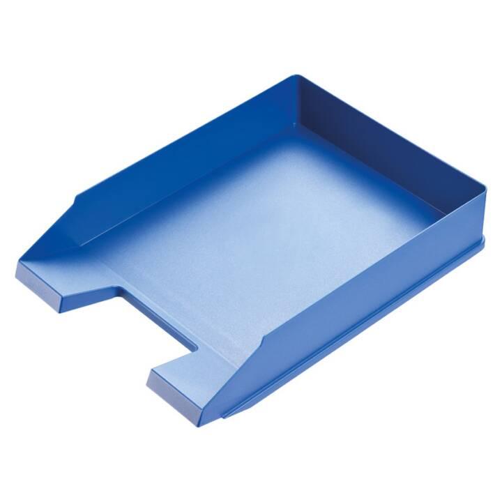 "Vassoio per lettere HELIT ""the staff"" A4 - C4, blu"