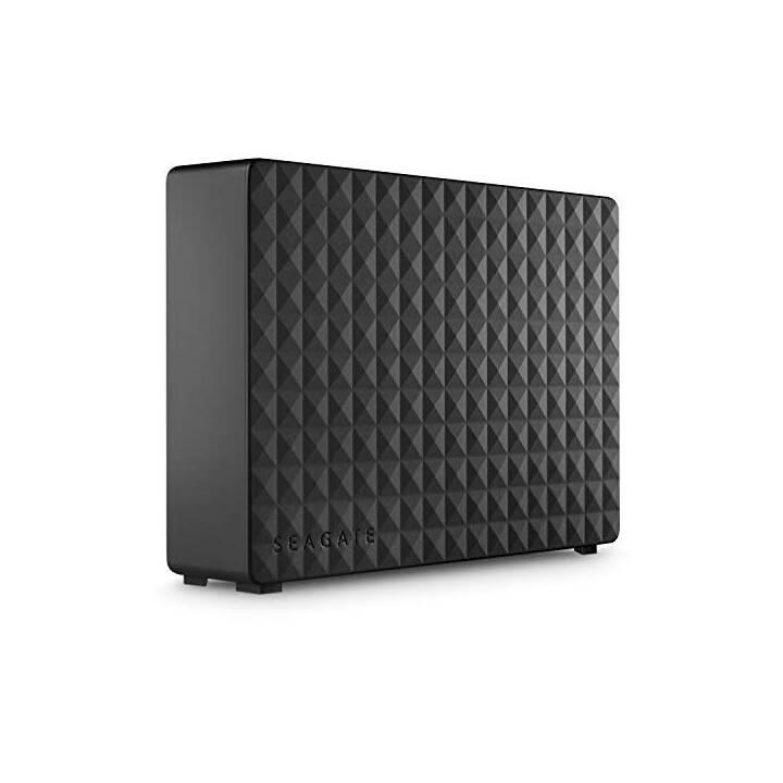 SEAGATE STEB6000403 (USB 3.0, 6000 GB, Schwarz)