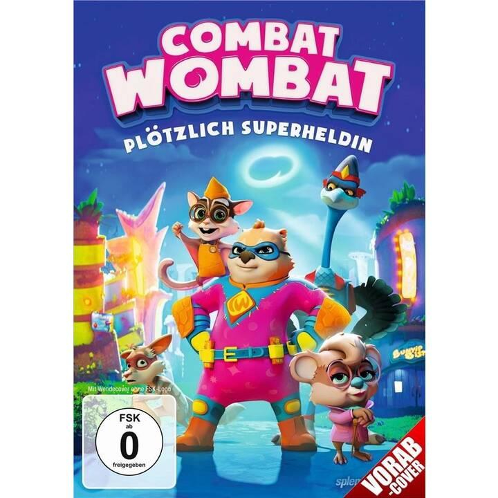 Combat Wombat- Plötzlich Superheldin (DE, EN)