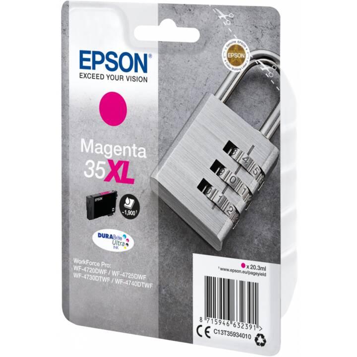 EPSON cartouche simple 35 XL Magenta
