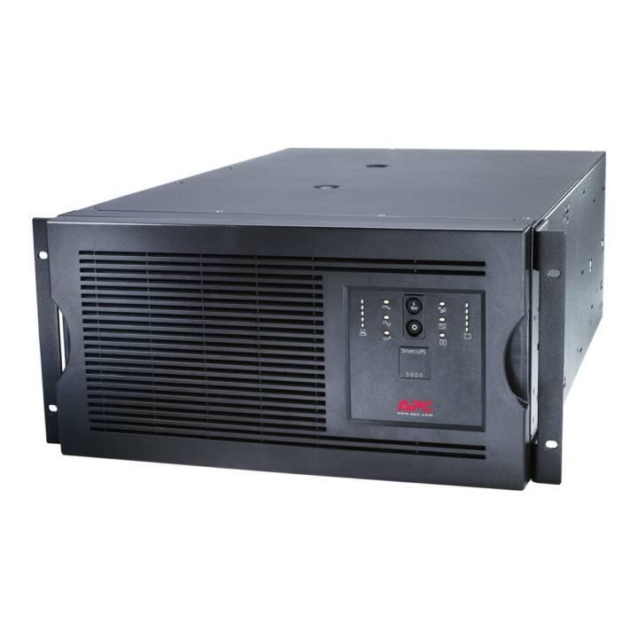 APC Smart Unterbrechungsfreie Stromversorgung USV (5000 VA, 4000 W, Line-Interactive)