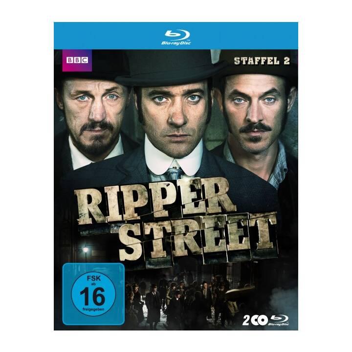 Ripper Street Stagione 2 (DE, EN)