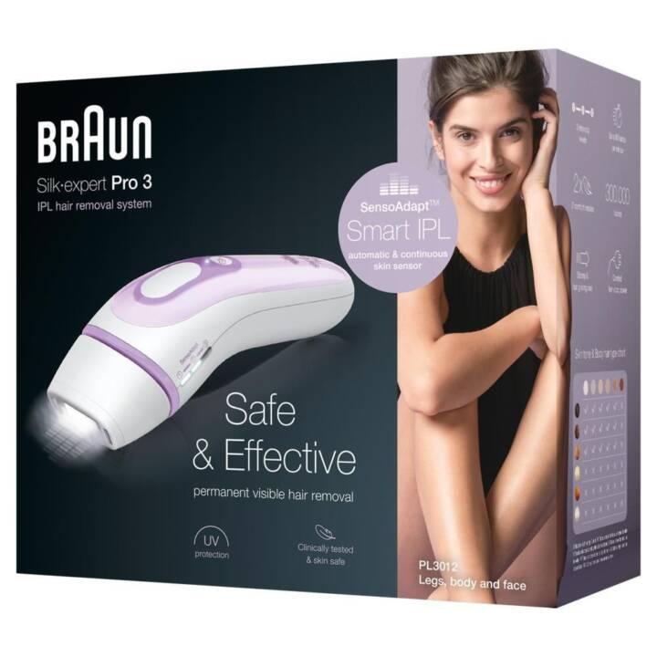 BRAUN Silk-expert Pro 3 PL3012