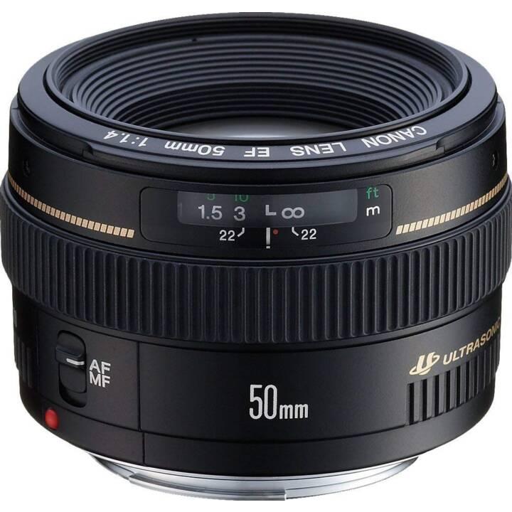 CANON EF 50 mm f/1,4 Importazione USM