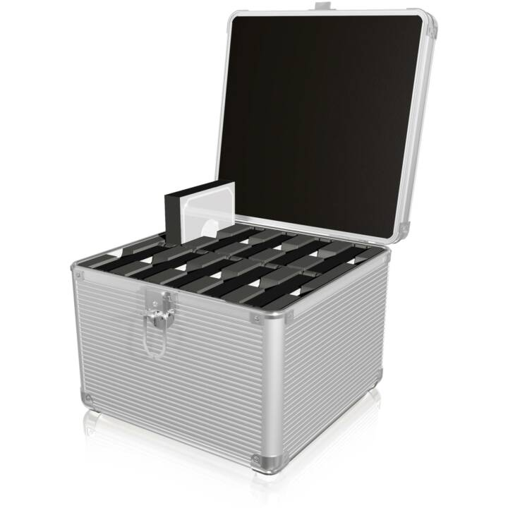 "ICY BOX Custodia per disco rigido IB-AC628 2.5""/3.5"""