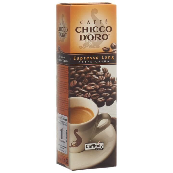 CHICCO D'ORO Capsule di caffè Caffitaly (10 pezzo)