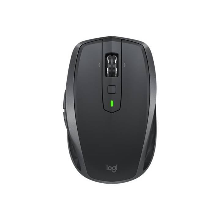 LOGITECH MX Anywhere 2S Maus (Kabellos, Notebook, Desktop)