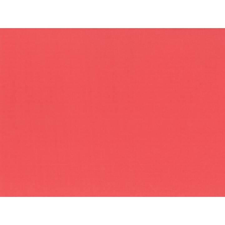 PAPSTAR Tovaglietta (100 Stk, Carta, Rosso)