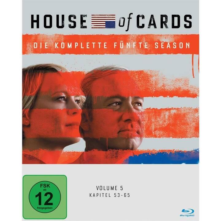 House of Cards Saison 5 (DE, EN, FR)