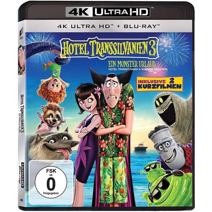 Hotel Transsilvanien 3 (4K Ultra HD, NL, DE, EN, TR)