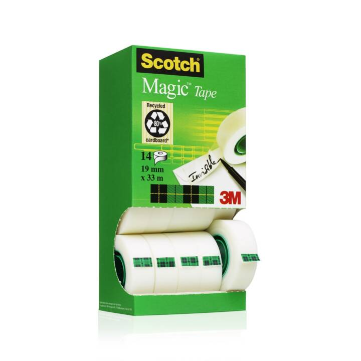 Nastro promozionale 3M Scotch Magic Promo Tape