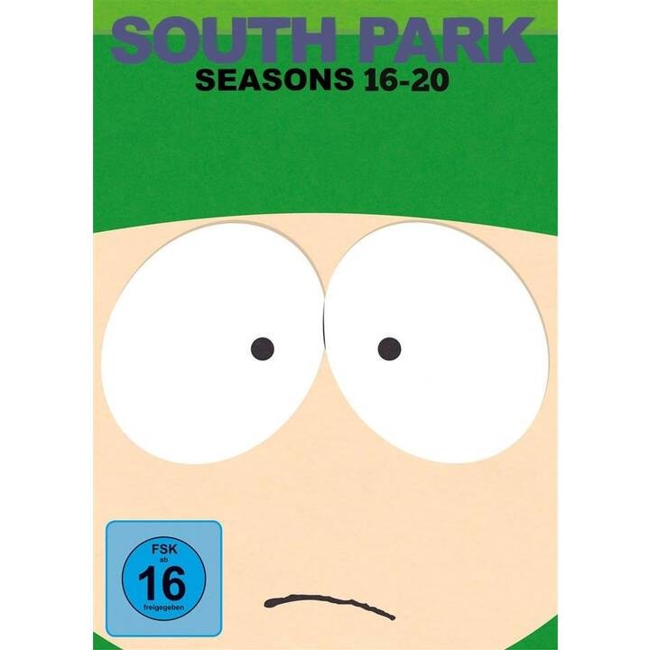 South Park Staffel 16 - 20 (DE, EN)