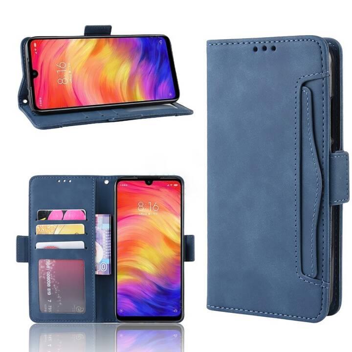 EG Mornrise Etui portefeuille pour Xiaomi Mi 9T - Bleu foncé