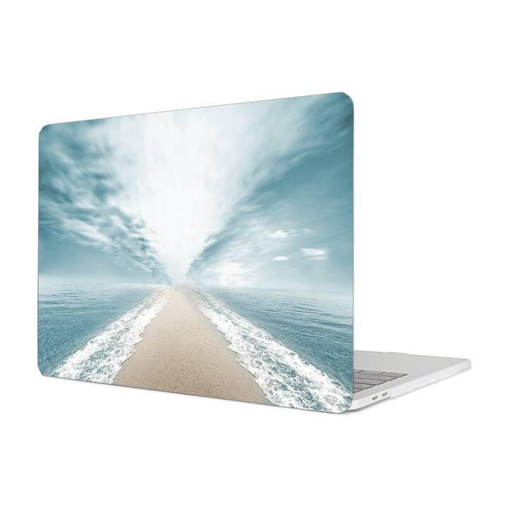 """EG Hülle für Macbook Pro 16"""" Touchbar (2019) - Strand"""