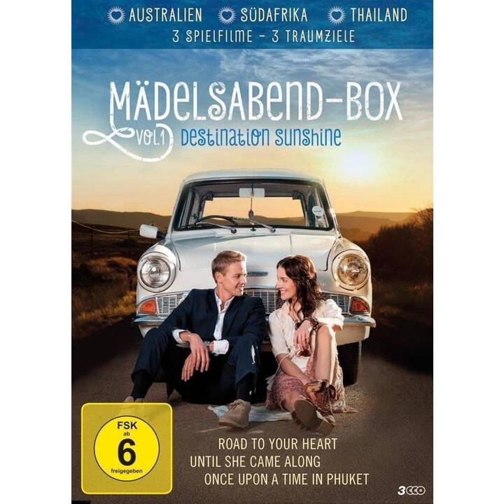 Mädelsabend-Box - Vol.1 - Destination Sunshine (DE)