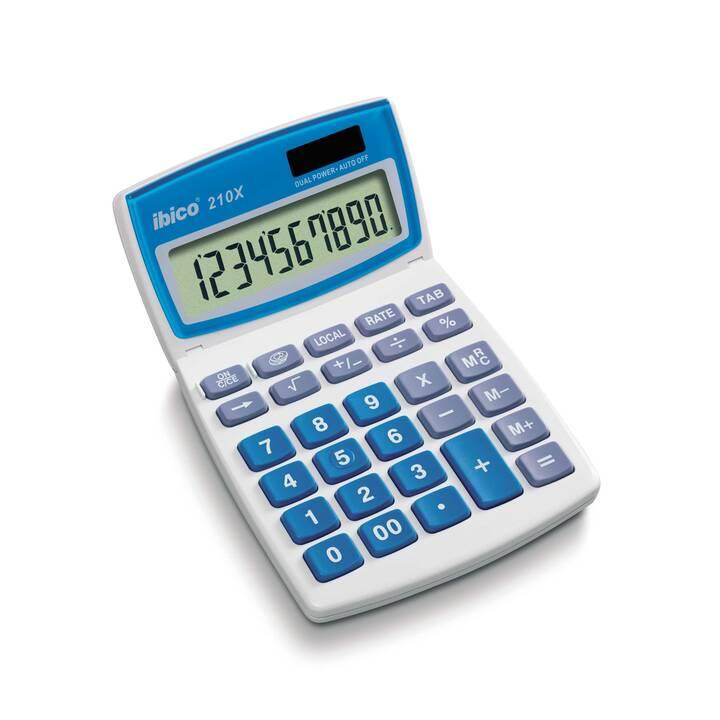 IBICO 210X Calcolatrici da tascabili (Cellule solari)