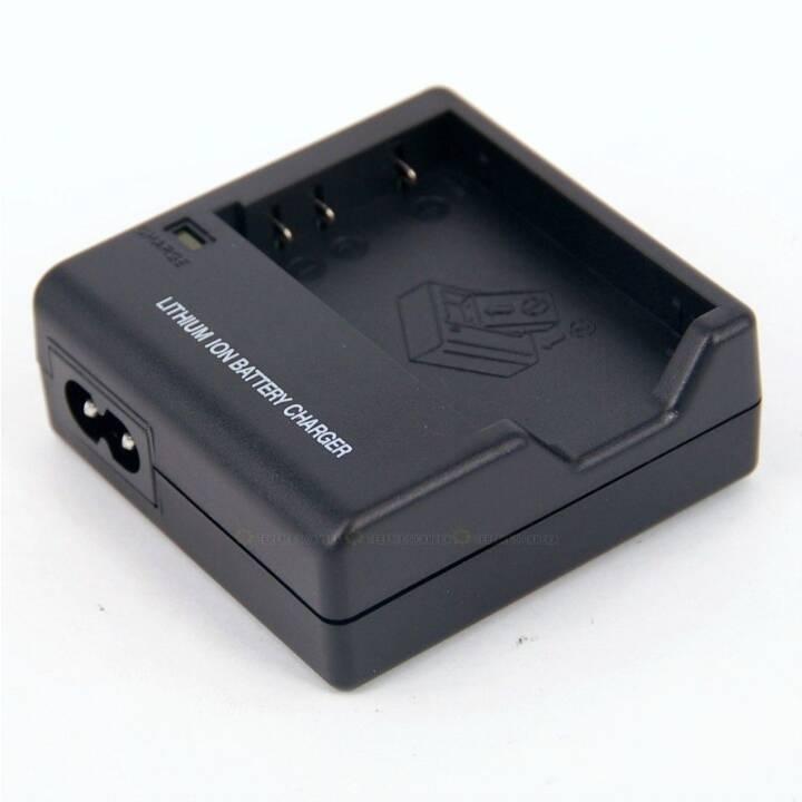 Chargeur de batterie NIKON MH-61, noir