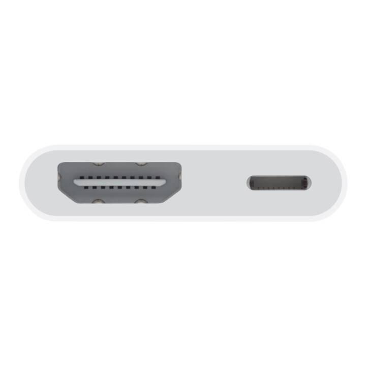 APPLE Lightning/Lightning, HDMI Adapter