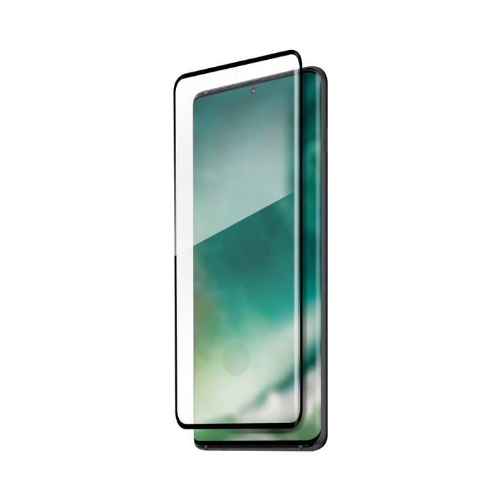 XQISIT Vetro protettivo da schermo Tough Glass E2E (Galaxy S20+)