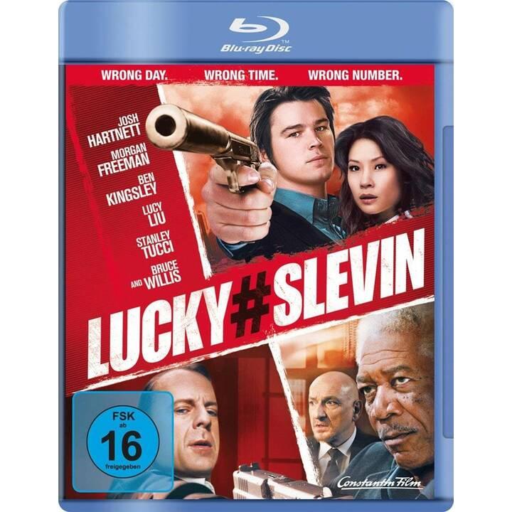 Lucky # Slevin (DE, EN)