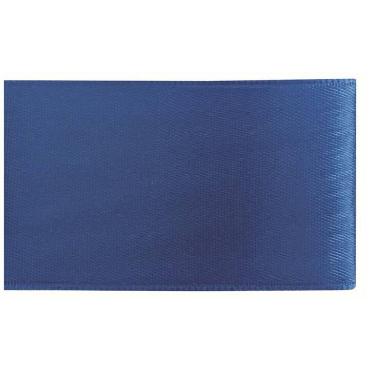 GLOREX Nastro decorativo (Blu, 4 cm x 5 m)