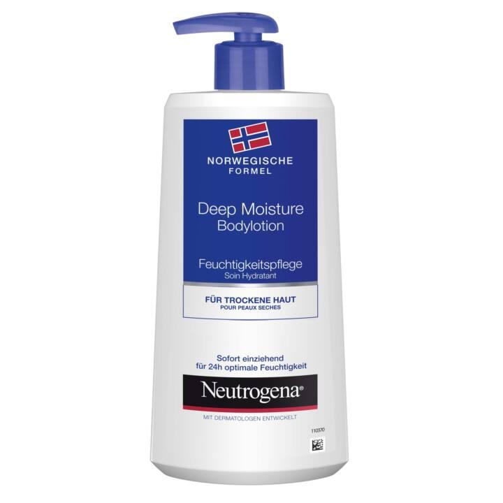 NEUTROGENA Deep Moisture, 400 ml