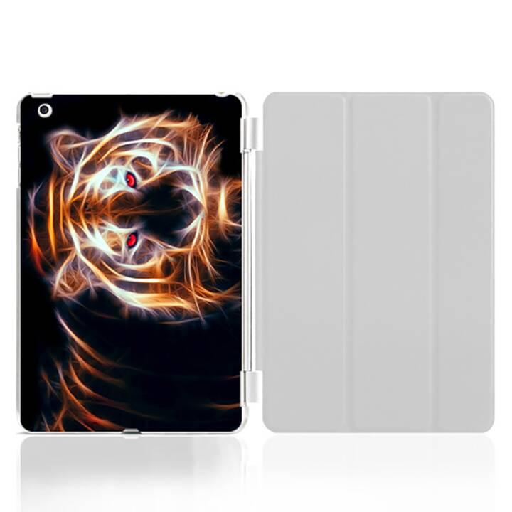 """EG iPad Hülle für Apple iPad 9.7 """"2/3/4 - Tiger"""