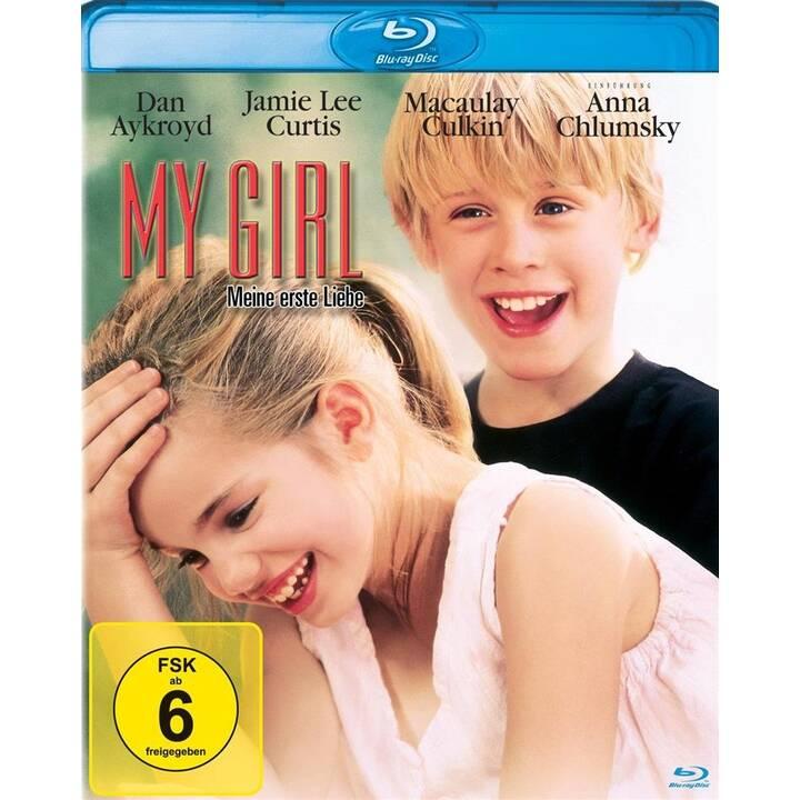 My Girl - Meine erste Liebe (IT, ES, PT, JA, DE, EN)
