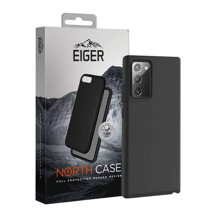 EIGER Backcover North Case (Galaxy Note 20 Ultra, Schwarz)