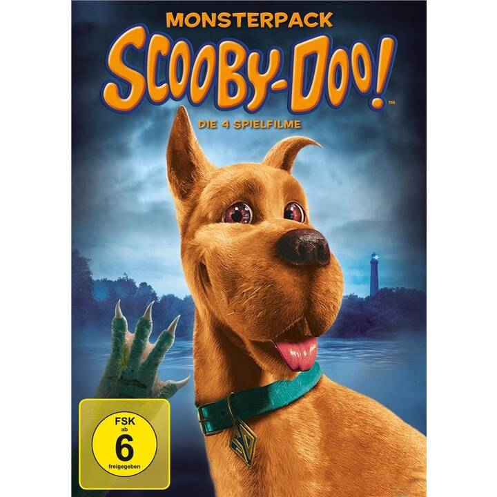 Scooby Doo - Monsterpack (DE, EN)