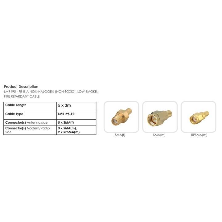 UPGRADE SOLUTIONS USL-1075119 (3 m)