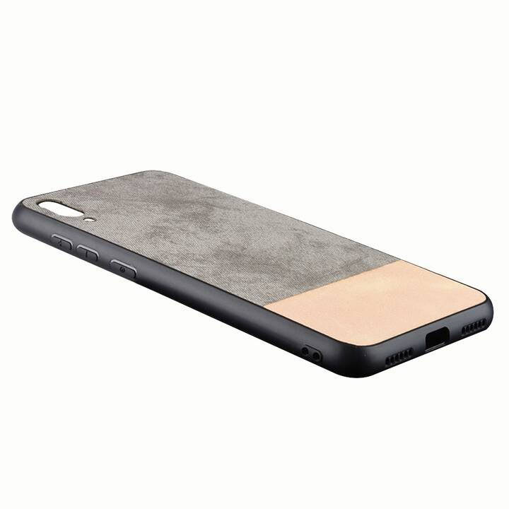 EG Mornrise Backcover per Samsung Galaxy S10 - Grigio