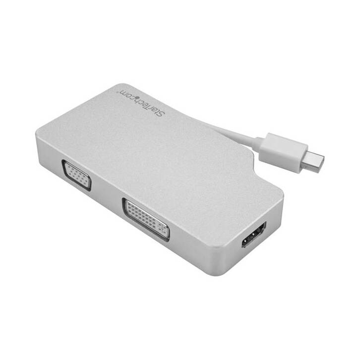 STARTECH.COM Mini DisplayPort auf VGA/DVI/HDMI