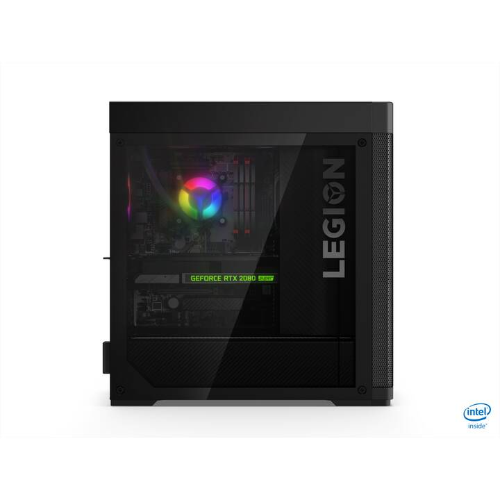 LENOVO Legion T7 34IMZ5 (Intel Core i7 10700K, 32 GB, 1 TB SSD, 1 To HDD)