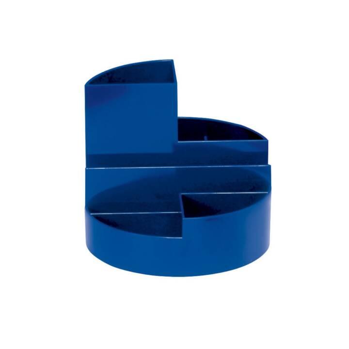 MAUL scatola tonda 14 cm blu