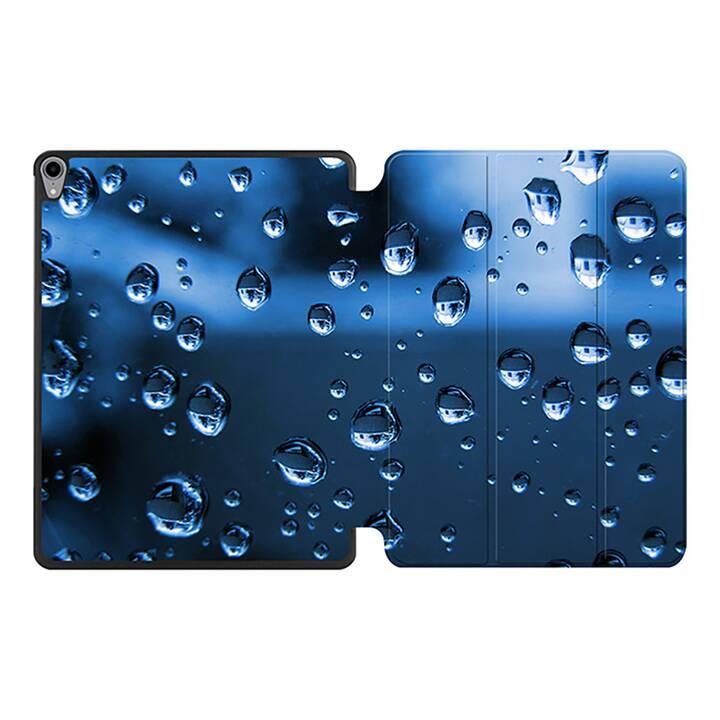 """EG MTT Coque pour iPad Pro 12.9"""" 2018 - goutte de pluie"""