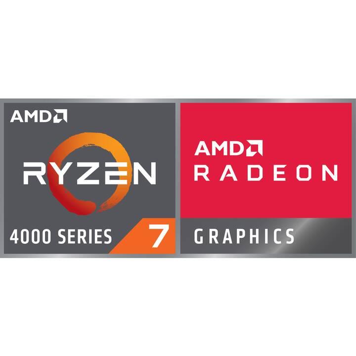 LENOVO IdeaCentre AIO 3 24ARE05 (AMD Ryzen 7 4700U, 8 GB, 512 GB SSD, 1 TB HDD)