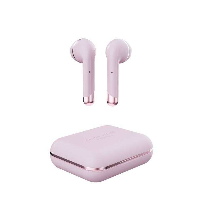 HAPPY PLUGS Air 1 (In-Ear, Bluetooth 5.0, Pink)