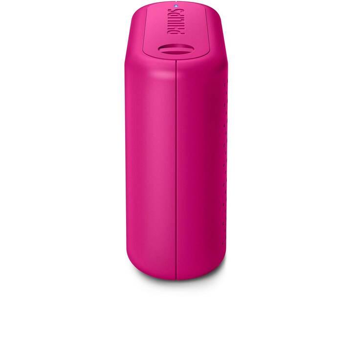PHILIPS Speaker BT55P/00 (Bluetooth, Pink)