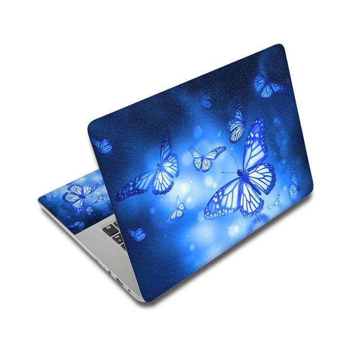 "EG adesivo per Laptop 15"" - Farfalla"