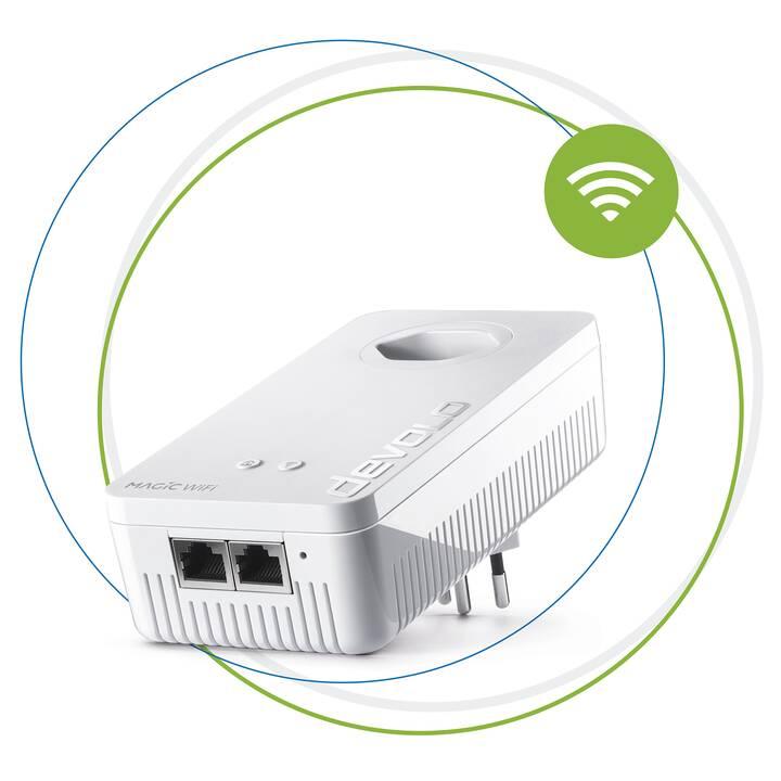 DEVOLO Magic 2 WiFi Erweiterung 2-1-1 (2400 Mbit/s)