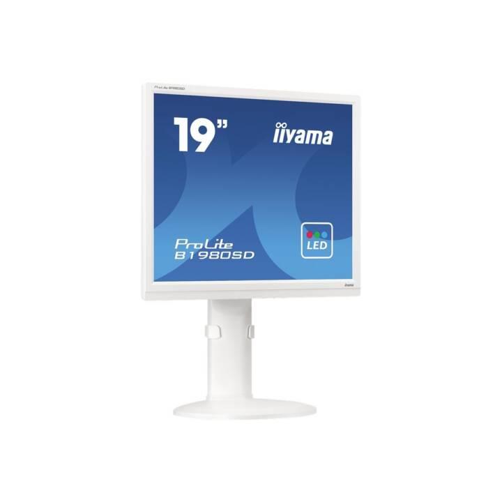 "IIYAMA ProLite B1980SD-W1 (19"", 1280 x 1024)"
