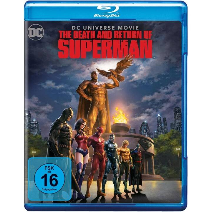 The Death and Return of Superman (ES, DE, EN, FR)