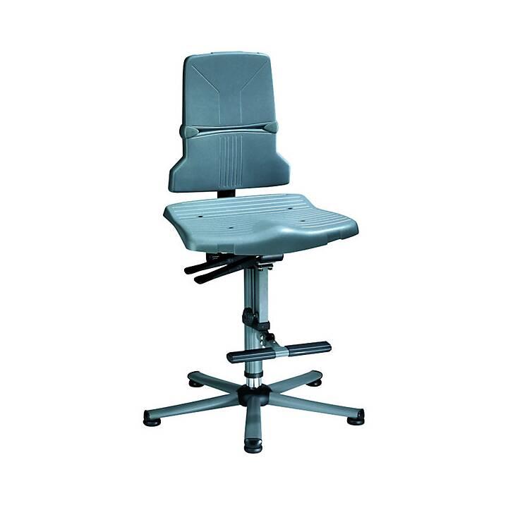 BIMOS Sitzhöhe: 580 - 850 mm, Synchronmechanik Sedi operative (Grigio)