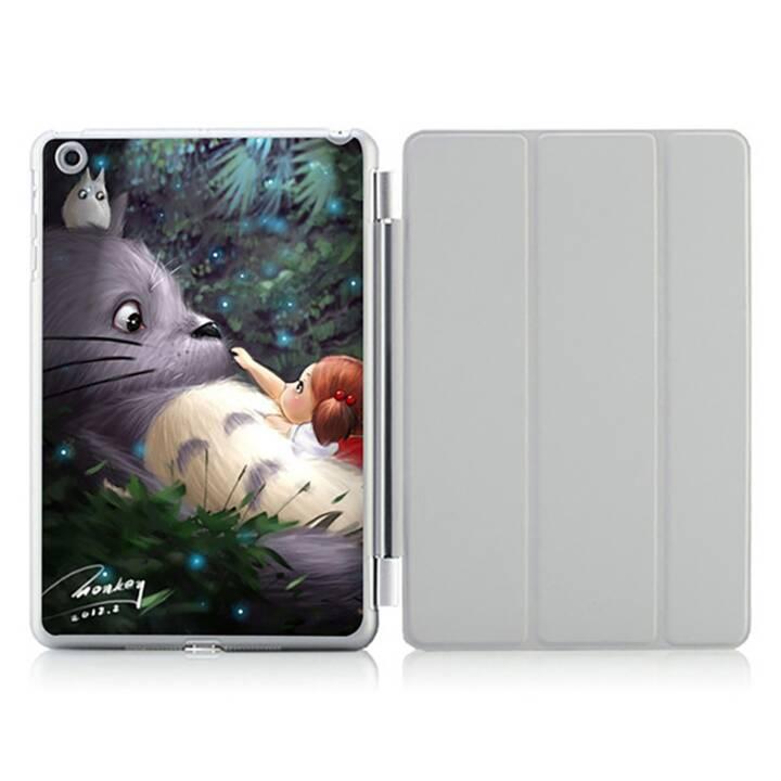 """EG iPad Hülle für Apple iPad 9.7 """"Air 2 - Comics Totoro"""