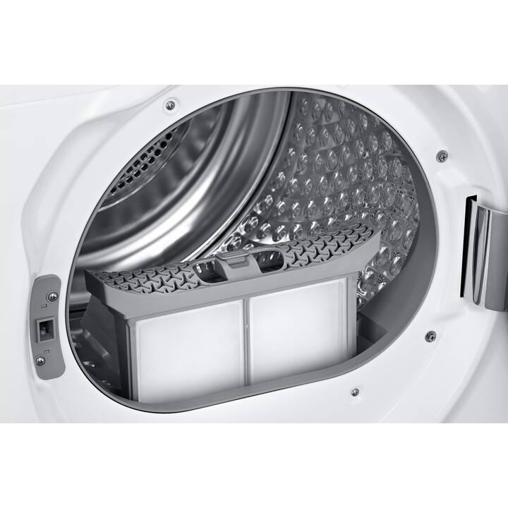 SAMSUNG Tumbler DV90N8289AW/WS