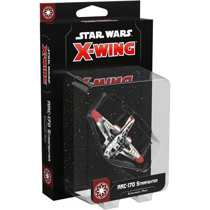 FANTASY FLIGHT GAMES X-Wing 2.Ed ARC-170-Sternenjäger