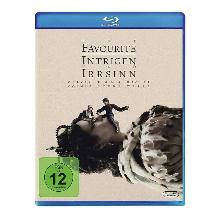 The Favourite - Intrigen und Irrsinn (DE)