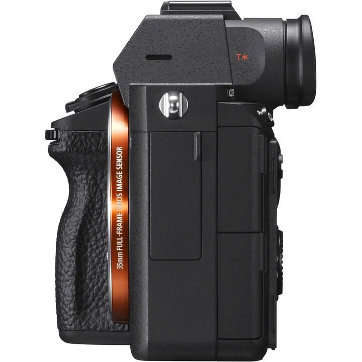 SONY Alpha a7 III Kit Black + SONY FE 24-105 mm F4 G OSS + 2 SDXC Extreme Pro Kit (24.2 MP, WLAN)